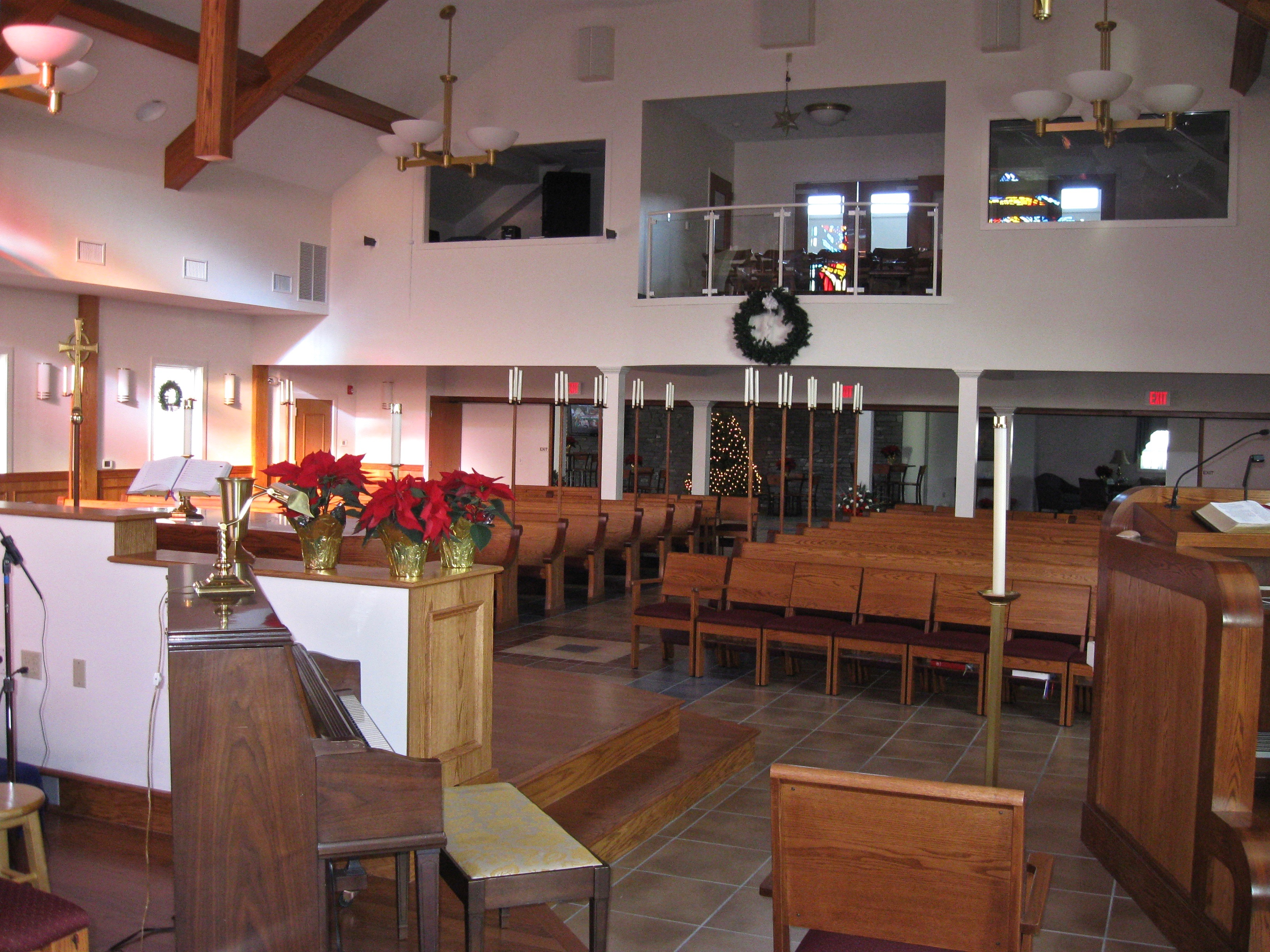 Sanctuary from Altar